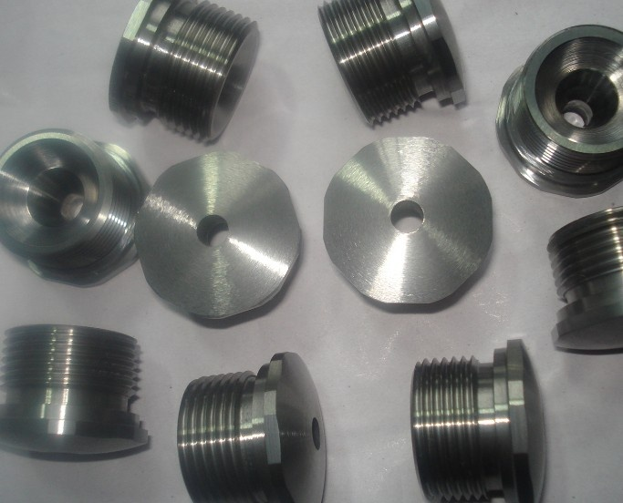 tungsten carbide Screw nozzle