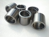 inside exhaust pipe spin tungsten carbide bush